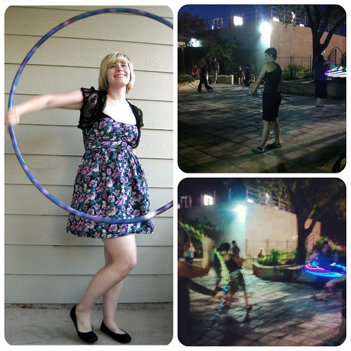 Hoop Dance Party!