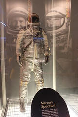 Mercury Spacesuit