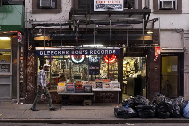 Bleecker Bob's, nyc
