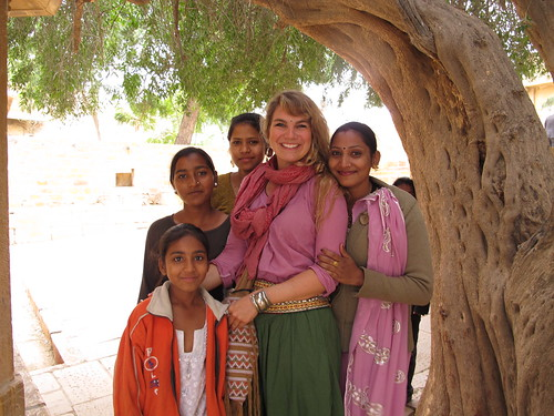 Matching the Local Women in India