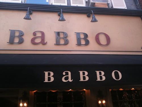 Baboo, NYC
