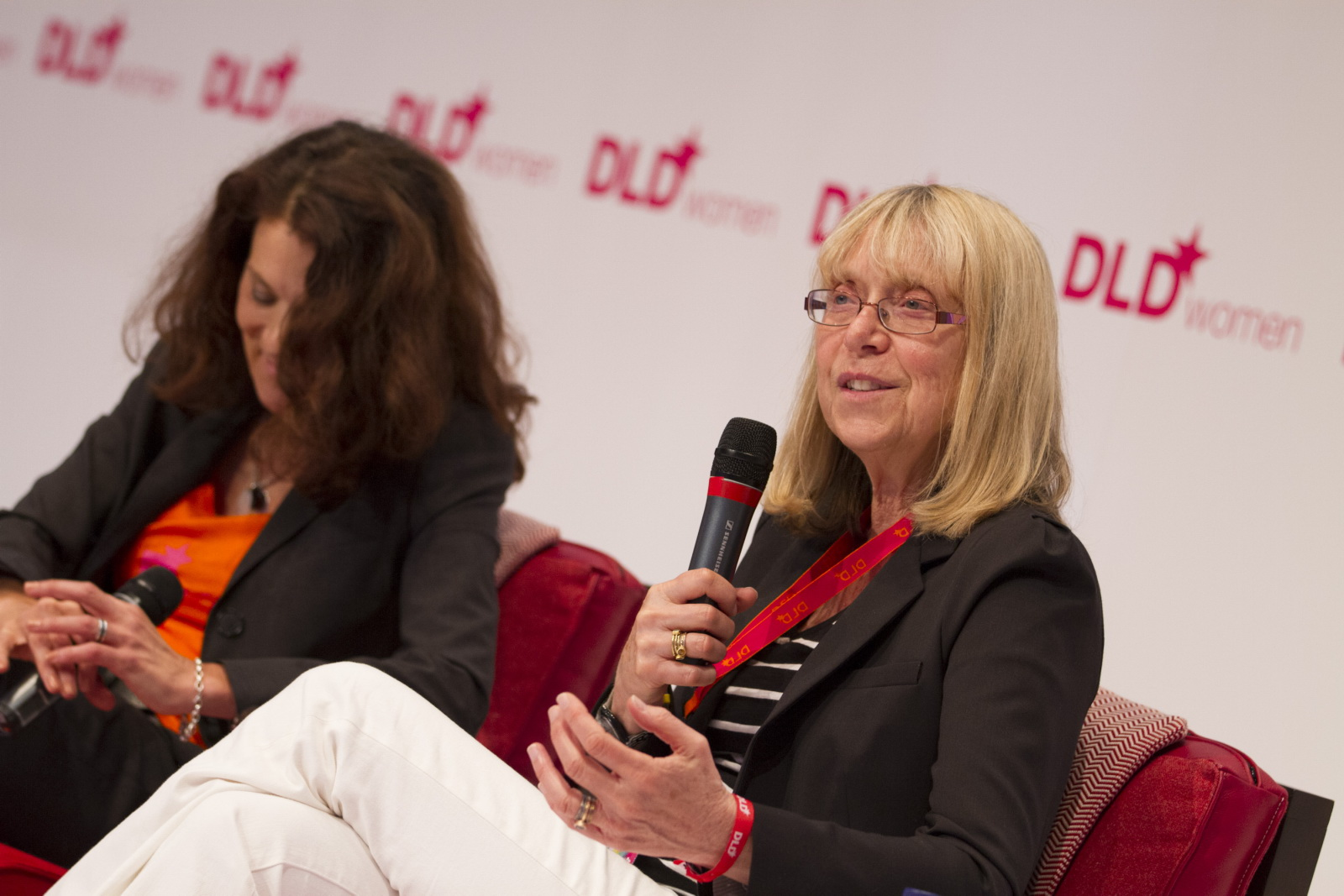 DLDwomen Conference Day1