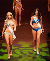 model, clothing, competition event, muscle, runway, fashion, fashion show, swimwear, bikini,