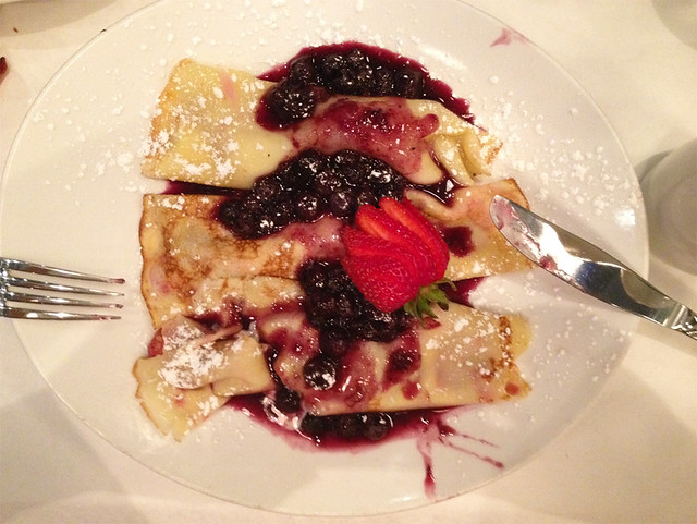 Red White and Blue Cafe - Crepes