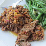 Slow Cooker Southwestern Steak