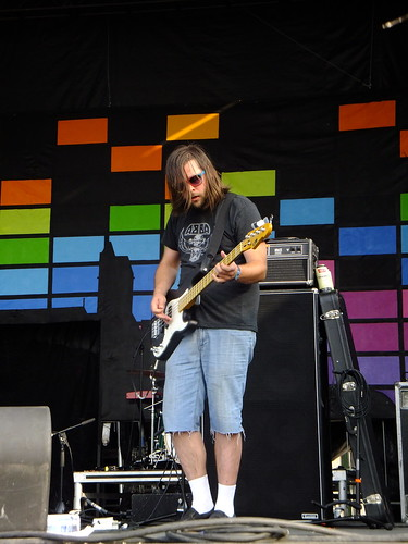 The White Wires at Ottawa Bluesfest 2012