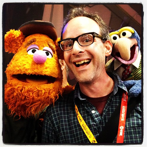@ninjoblio and friends #sdcc #muppets