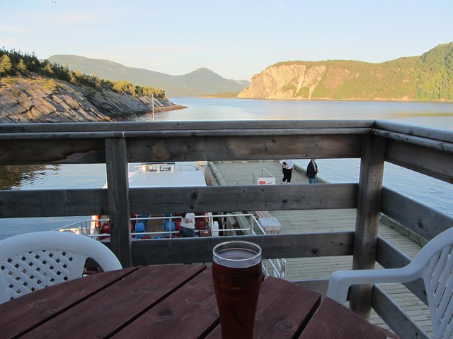 Scenic Patio in Norris Point