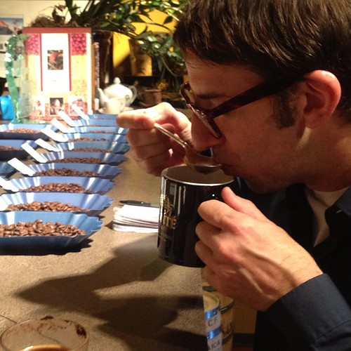 coffee cupping fonte seattle