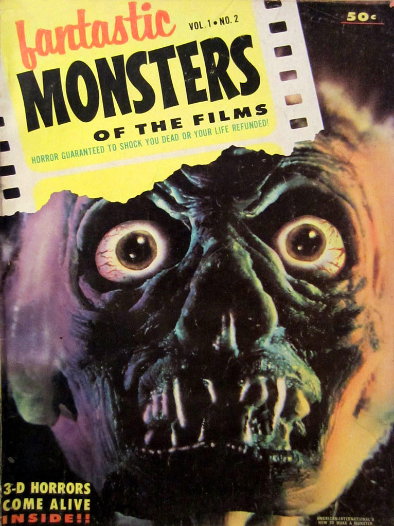 Fantastic Monsters Of The Films - 2