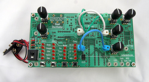 LushOne Synth