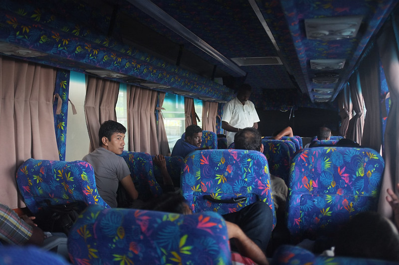 Bus To JB