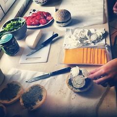 Atelier burger ! #Alencon #PlanParfait