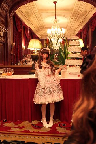Midori and the Cake