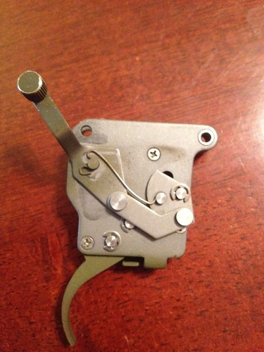 Remington 700 Jewell Trigger, Leupold MK 4 Base and Rings