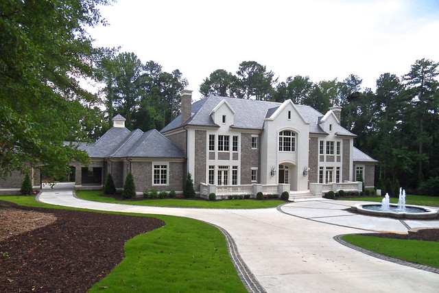 Mansion On Northside Drive Atlanta GA Flickr Photo Sharing