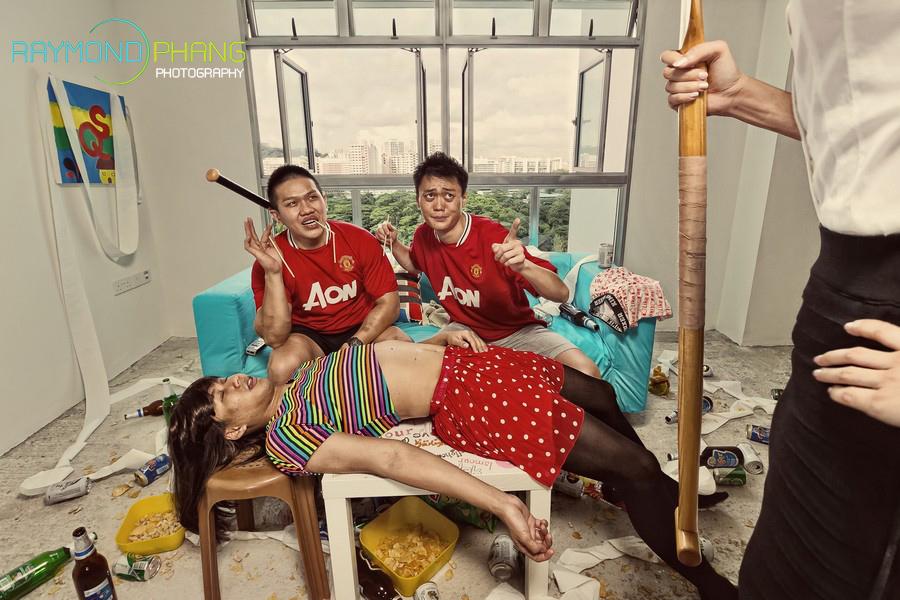 Conceptualised Pre-Wedding: Raymond Phang Photography9