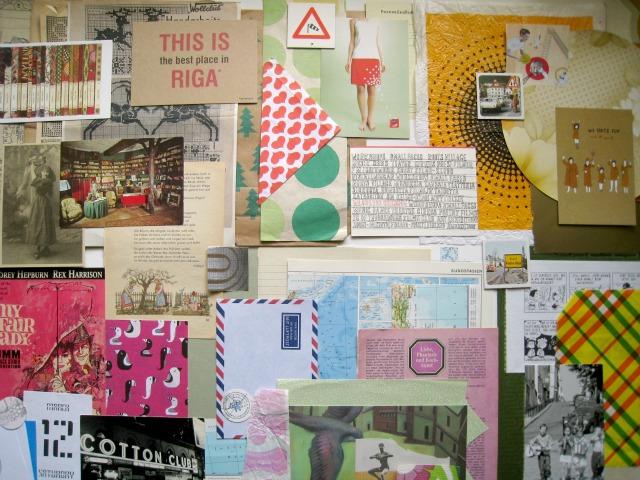 One Week, One Collection...oder das Leben ist wie Kunst auf Papier 30