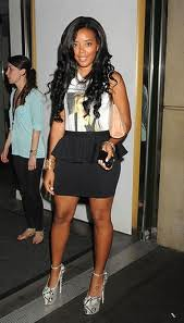 Angela Simmons Graphic Tshirt Celebrity Style Women's Fashion