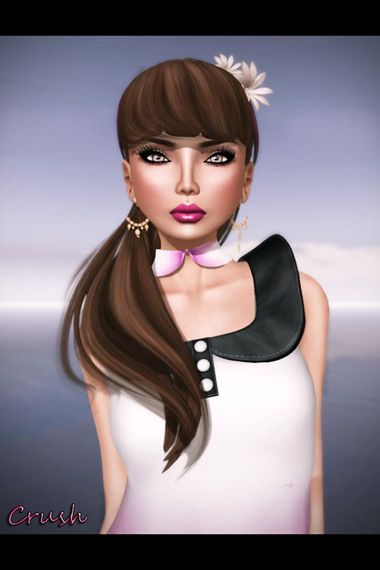 Exile -Crush-Brownie & Glam Affair - Cassiopea - Jamaica 07 BR HB