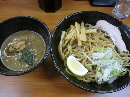 濃厚つけ麺@双葉(東長崎)