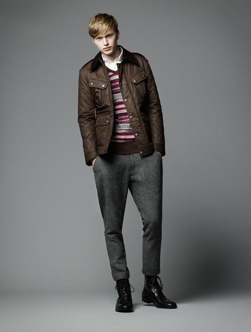 Jens Esping0072_Burberry Black Label AW12