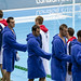 Water Polo: the handshakes