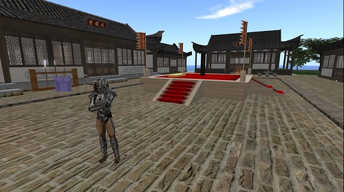 exploring SL martial arts