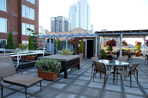 Inn at the Market - Rooftop