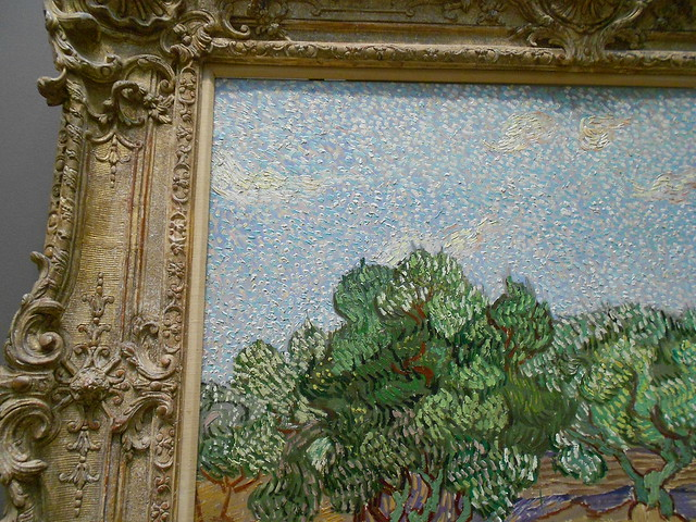 Olive Trees - Van Gogh (close-up)
