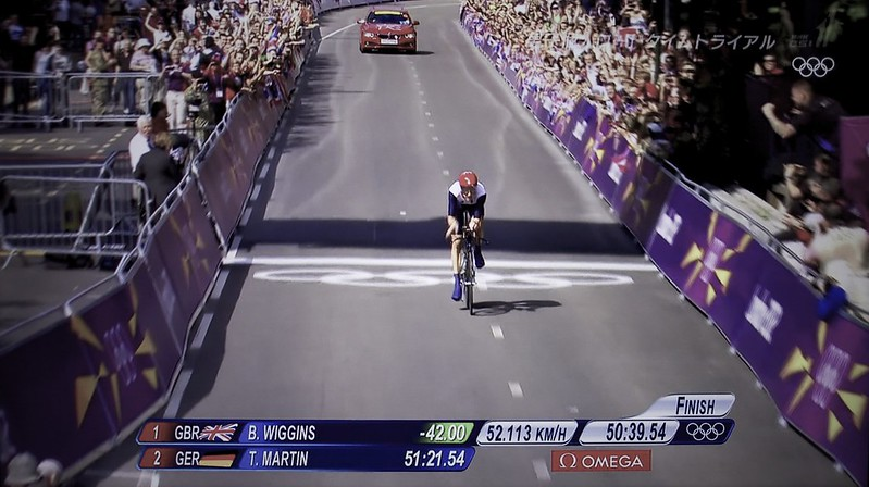 Road Time Trial London 2012