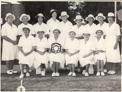 Mallala Ladies Bowling Club Premiers 1969