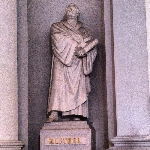 M Luther