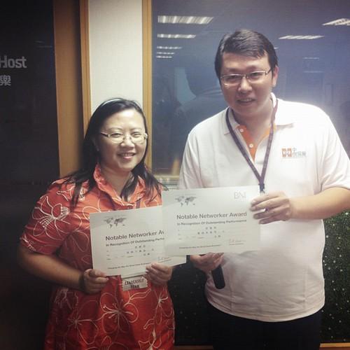 BNI長勝分會:六月份來賓邀請第一名、引薦第一名Lily老師 by bangdoll@flickr