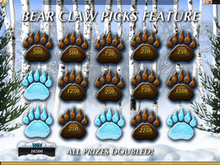 Bear Claw Feature