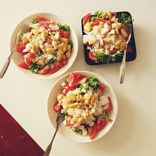 #salaattipaardit timillä!! @timphoto &&& @taavik