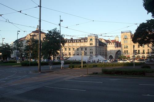 Am Karlsplatz / Stachus