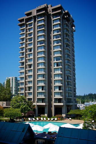 Westin Bayshore Pool Pass Giveaway 187 Vancouver Blog Miss604