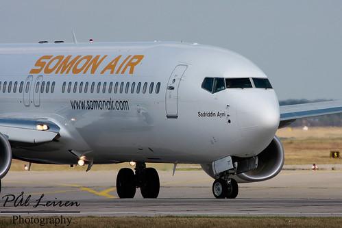 B738 - Boeing 737-8GJ