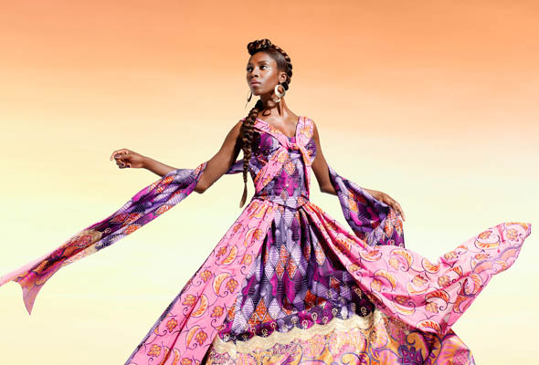 Channel your inner goddess with luxurious looks - Vlisco 'PALAIS DES SENTIMENTS'