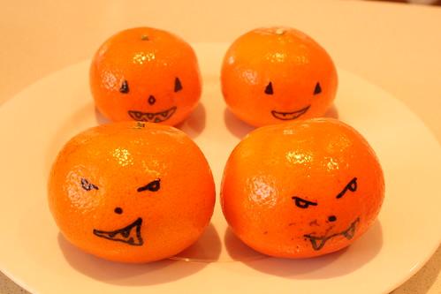 Jack 'O Mandarins