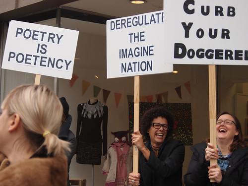 Poets occupy Cobourg