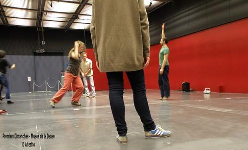 20 danseurs pour le XXè siècle @Les Champs Libres