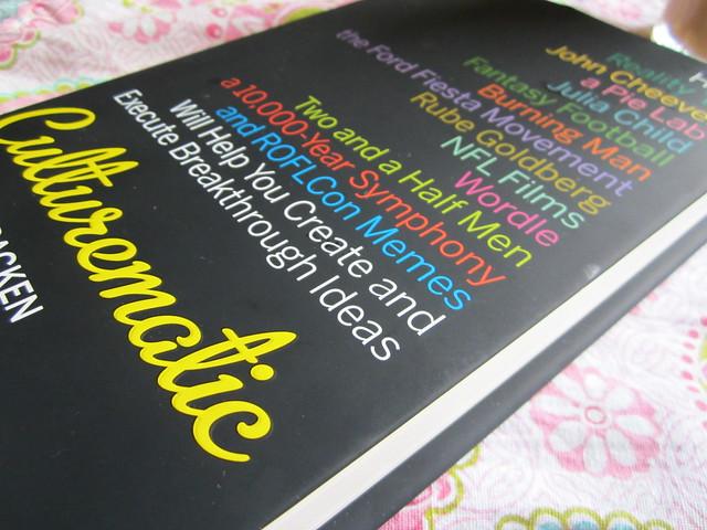 Reading: Culturematic