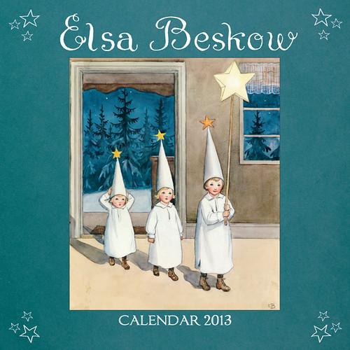 Elsa Beskow Calendar 2013