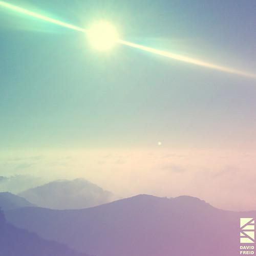 sun mountains color clouds landscape losangeles griffithpark iphone iphoneography