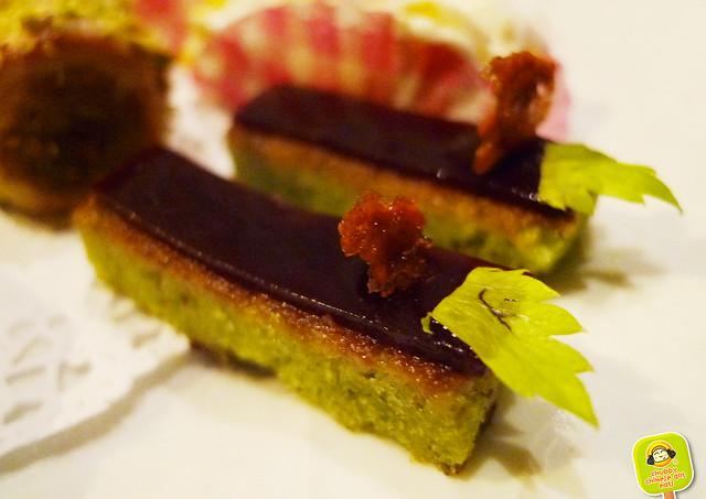 torrisi italian specialty - celery cake