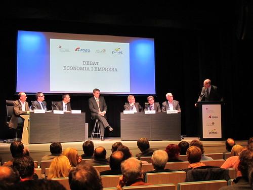 Debat de candidats eleccions 2012 (6)