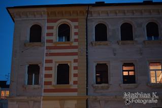 Salzburg Gebäudemalerei