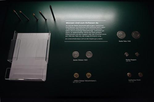photo 4 Münzen sind zum Anfassen